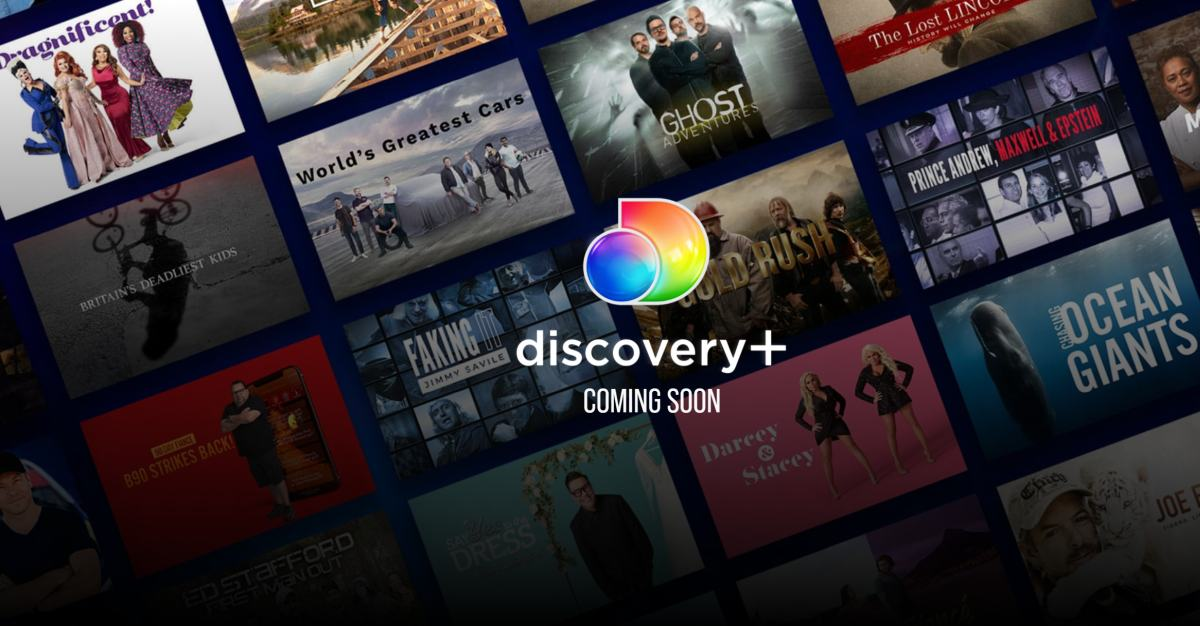 discovery plus coming soon