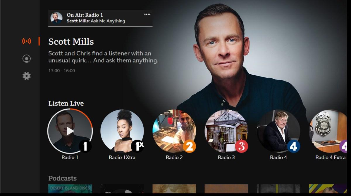 BBC Sounds app official