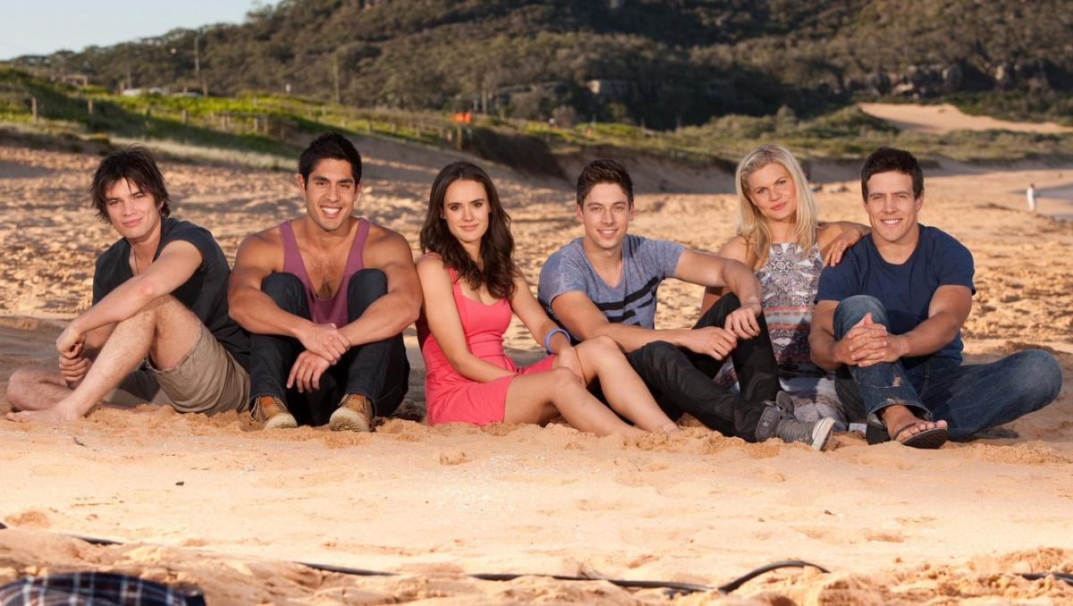 Home and Away channel 5
