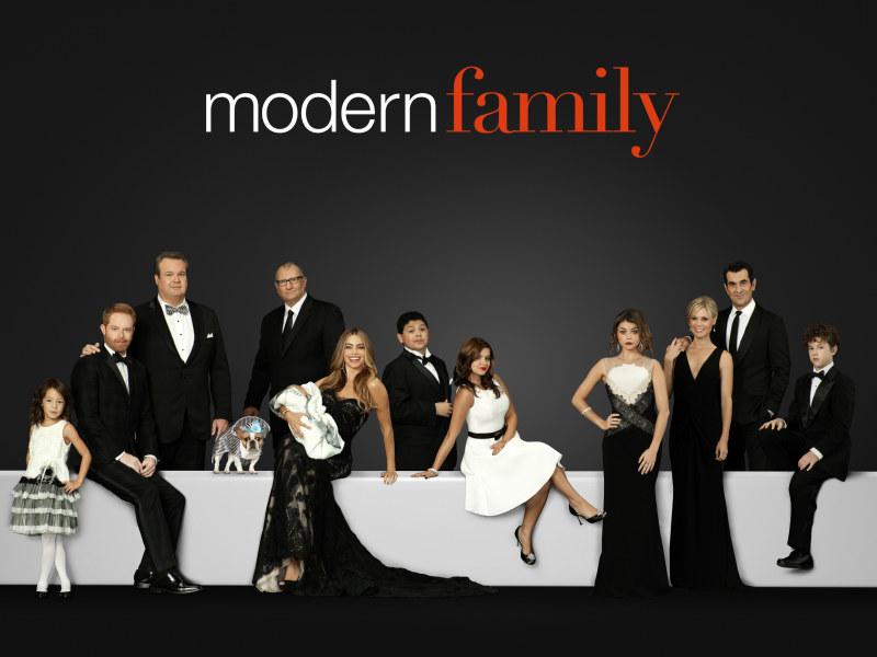 Modern Family series