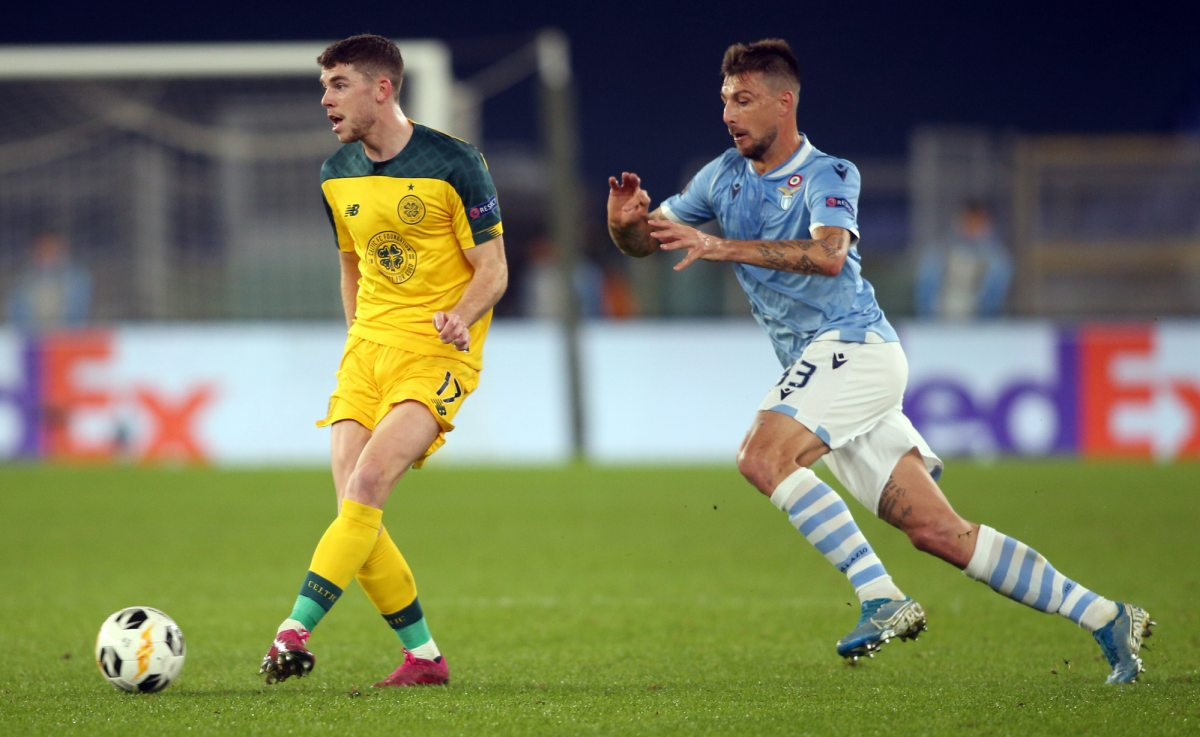Ryan Christie, Francesco Acerbi UEFA League - deposit