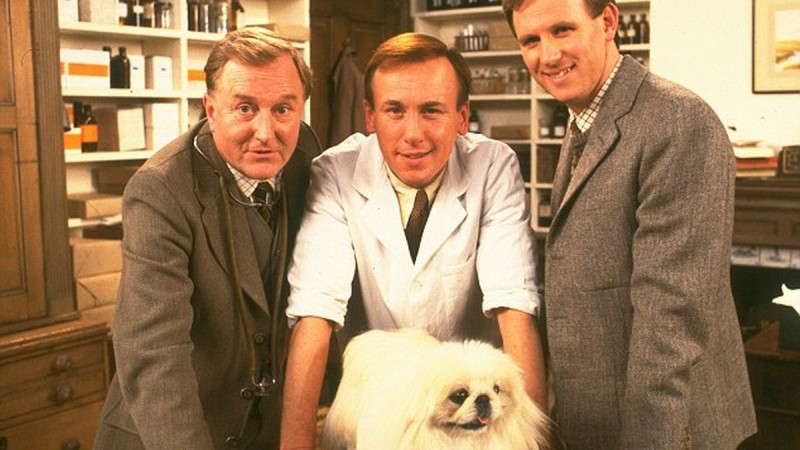 All creatures great and small BBC classic