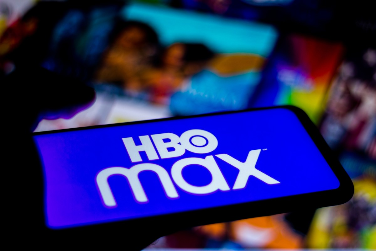 HBO Max on phone