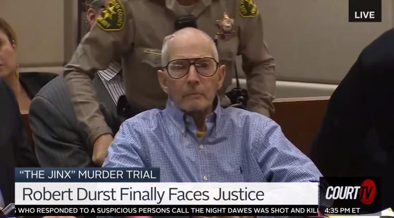 The Jinx murder trial court tv