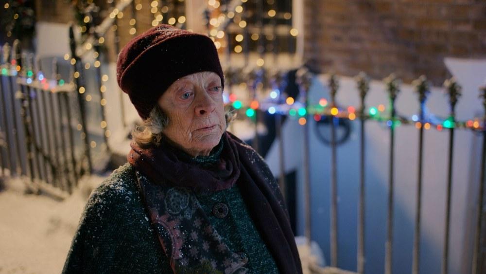 A Boy Called Christmas Maggie Smith