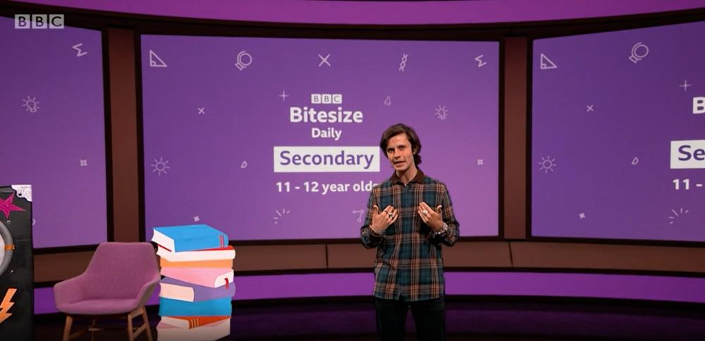 BBC Bitesize Daily secondary