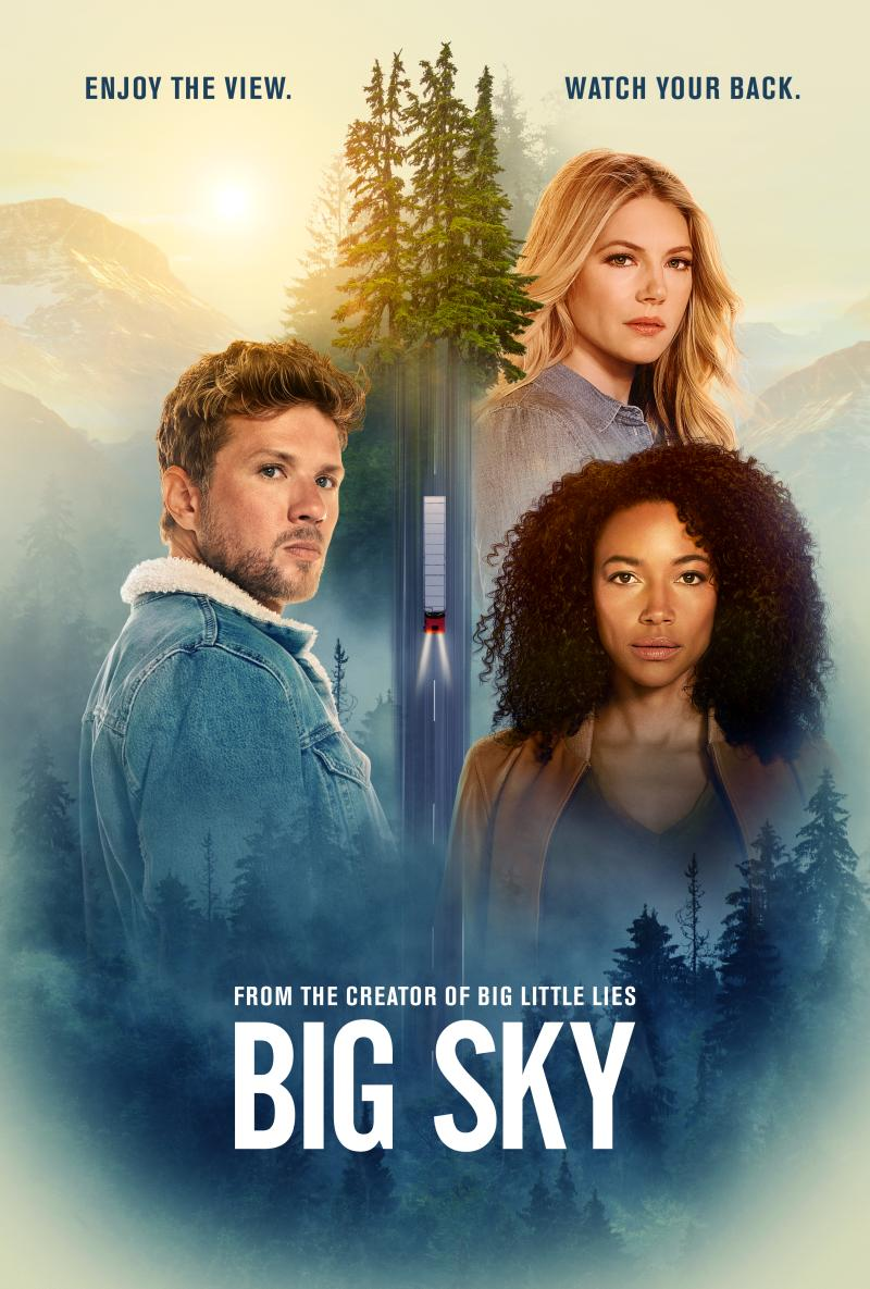 Big Sky star show poster