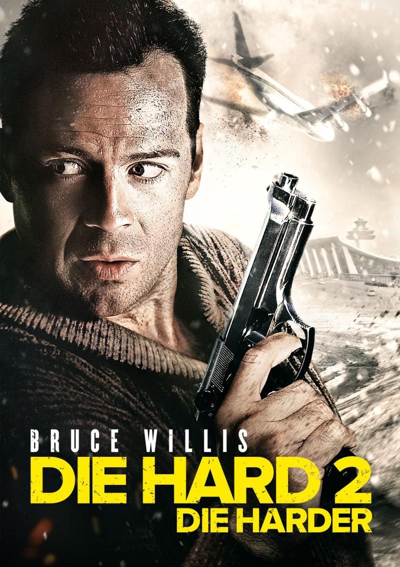 Die Hard 2 Bruce Willis