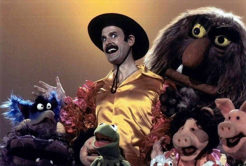 The Muppet Show John Cleese