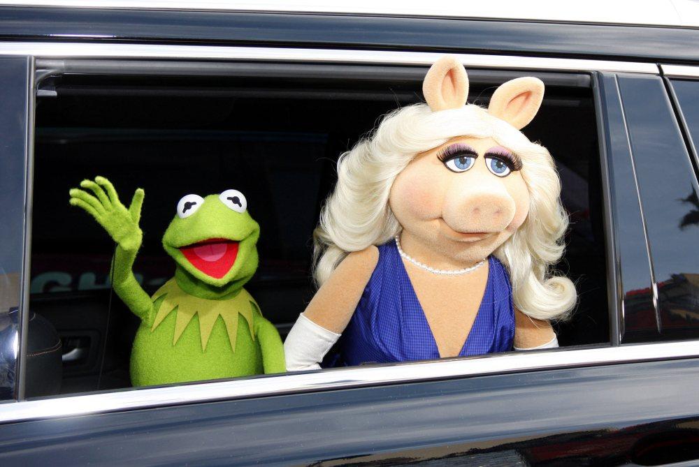 The Muppets kermit miss piggy - deposit - popularimage