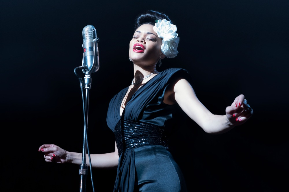 The US VS Billie Holiday