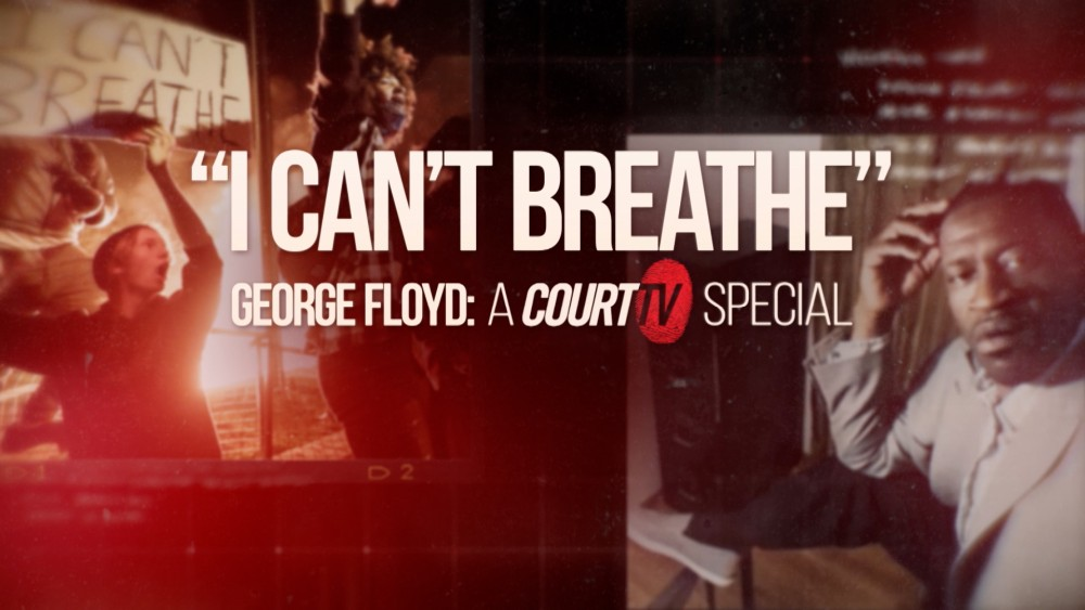 I Cant Breathe court tv title