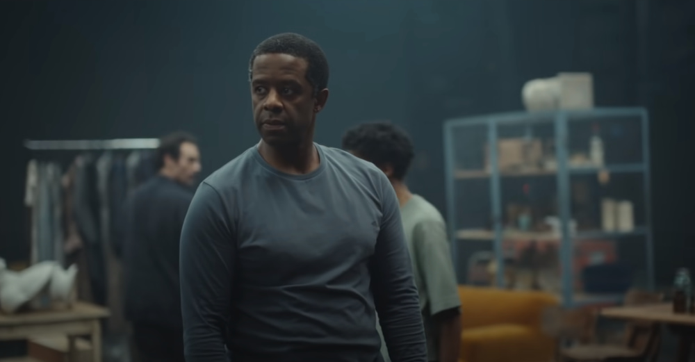 Adrian Lester in Romeo and Juliet