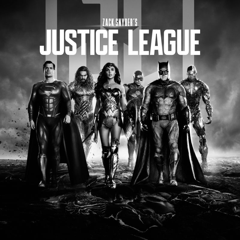 Zack Snyder Justice League poster