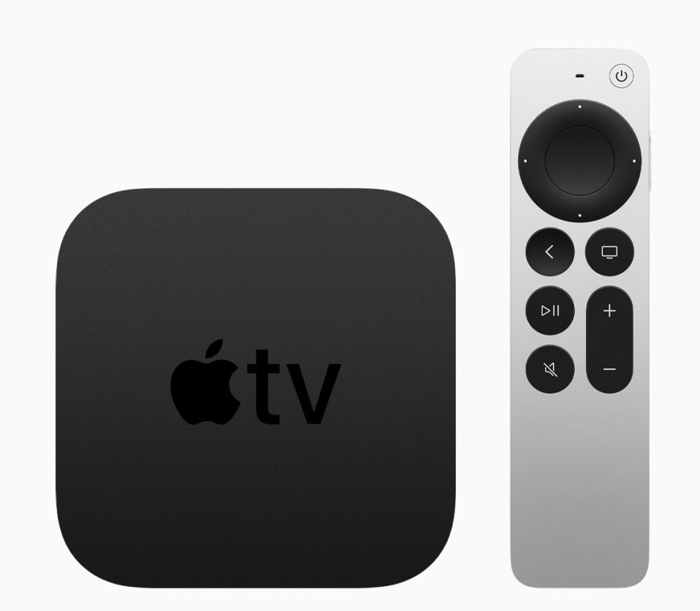 Apple TV 4K 6th generation front
