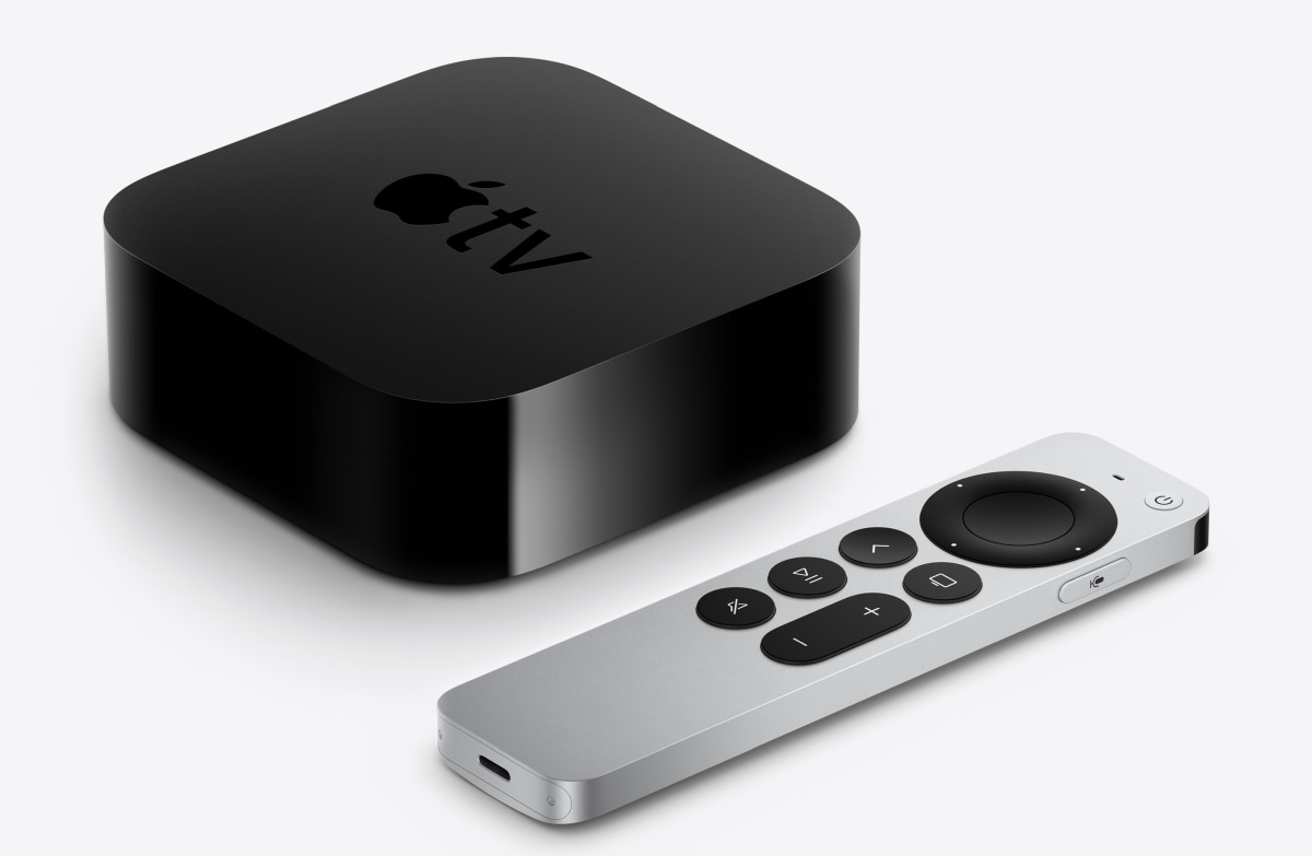 Apple TV 4K 6th generation official