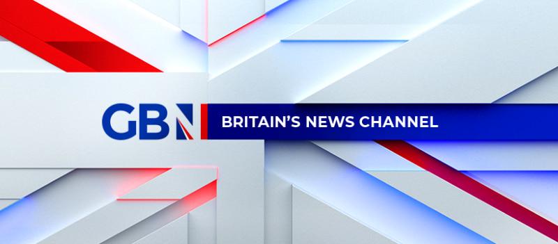GB News logo