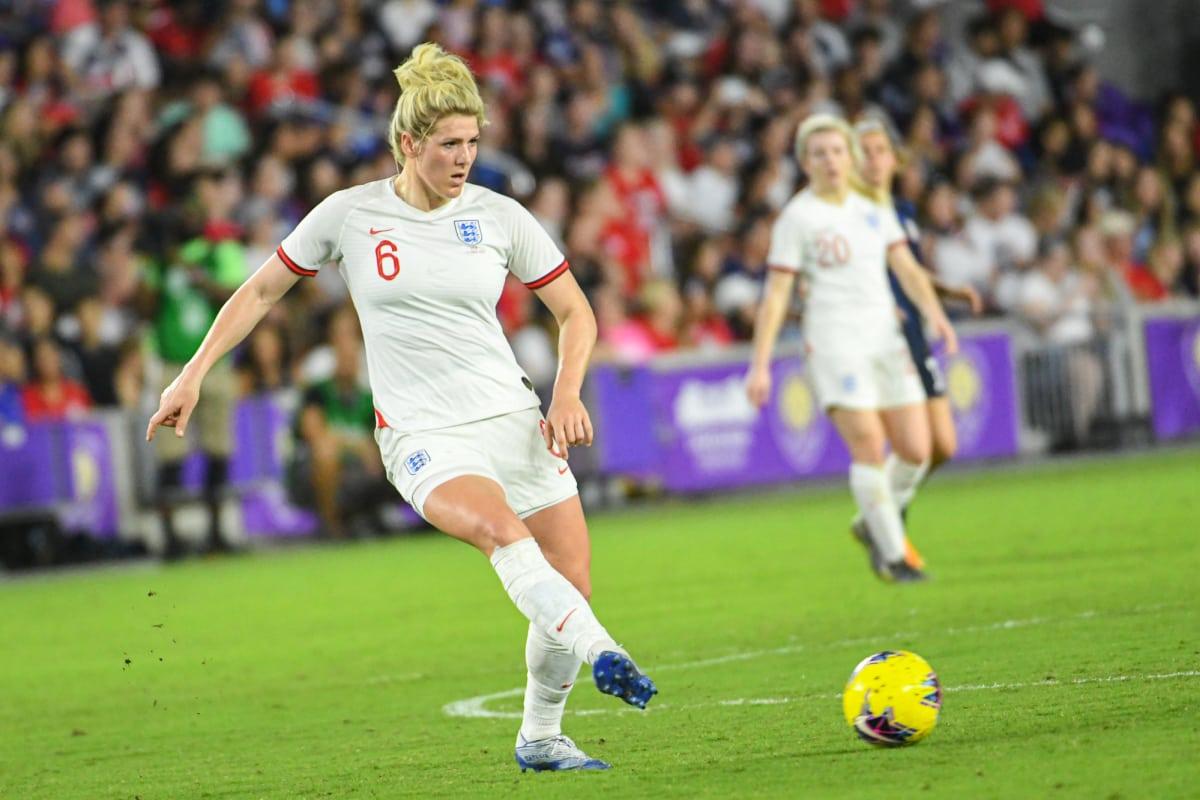 Millie Bright Chelsea uefa player