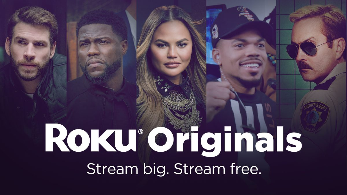 Roku Originals official