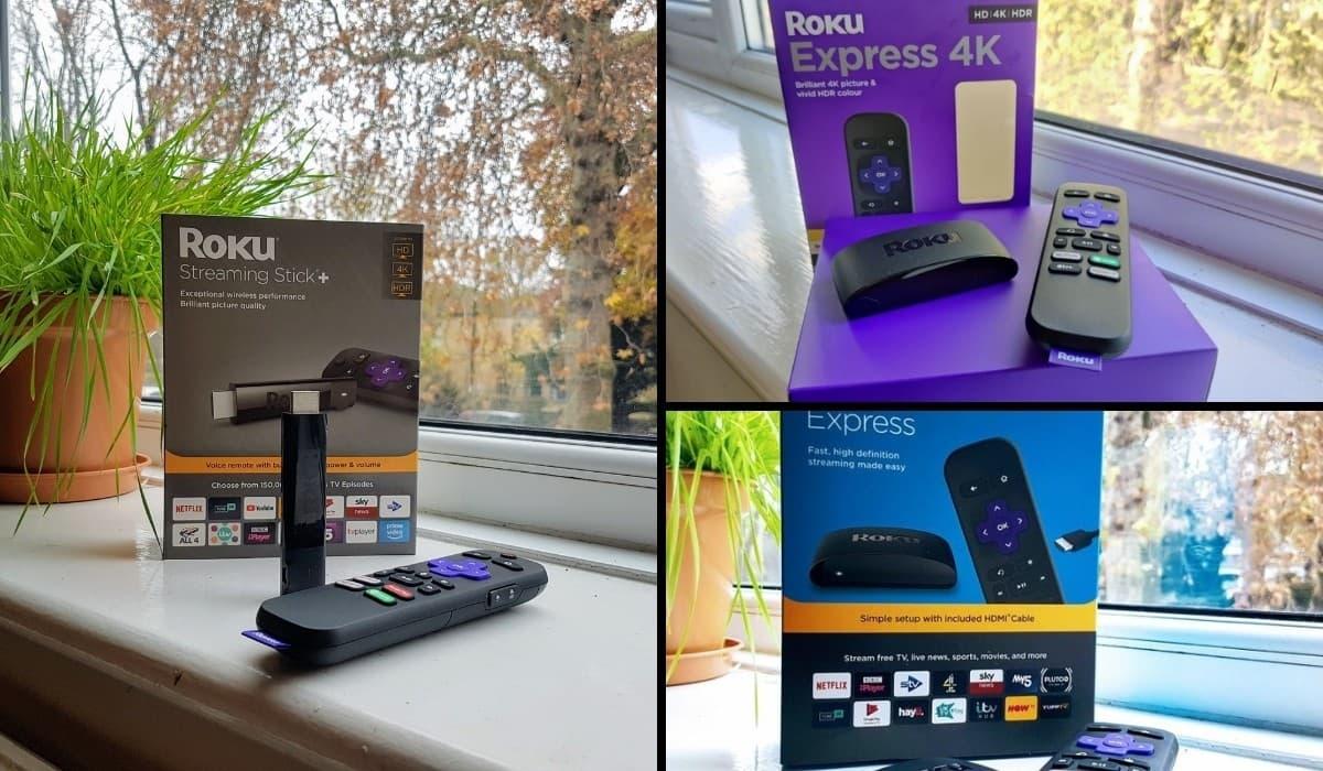 Roku devices comparison 2021