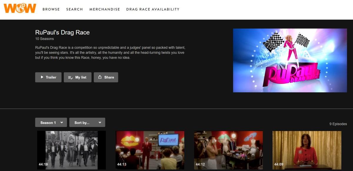 WOW Player Plus screenshot