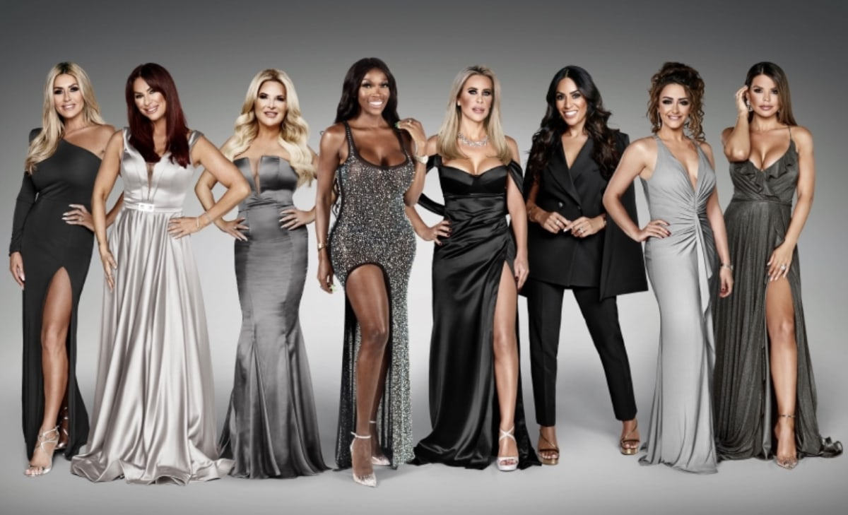Real Housewives of Cheshire 2020 ITV