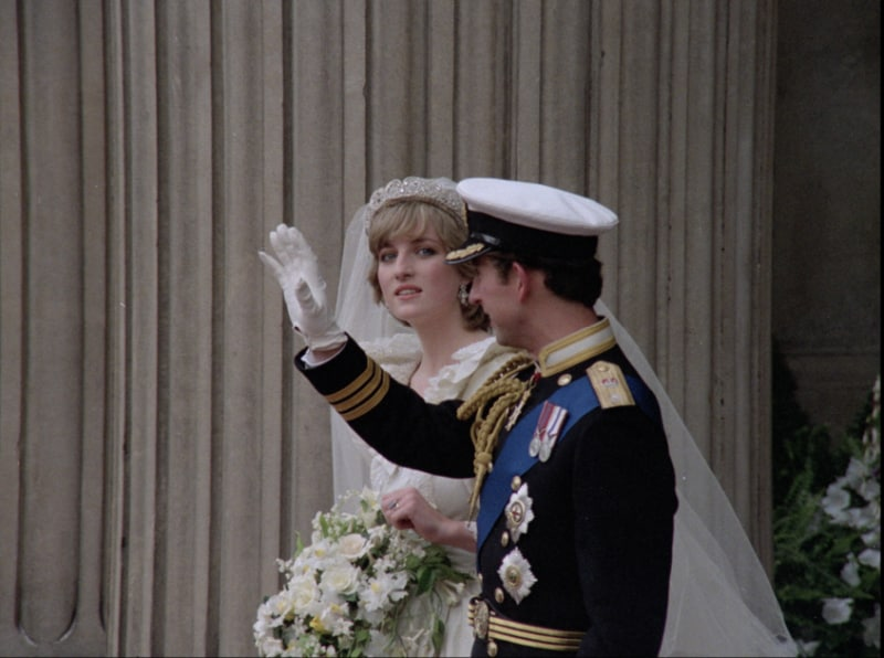 Wedding of the century Charles and Diana
