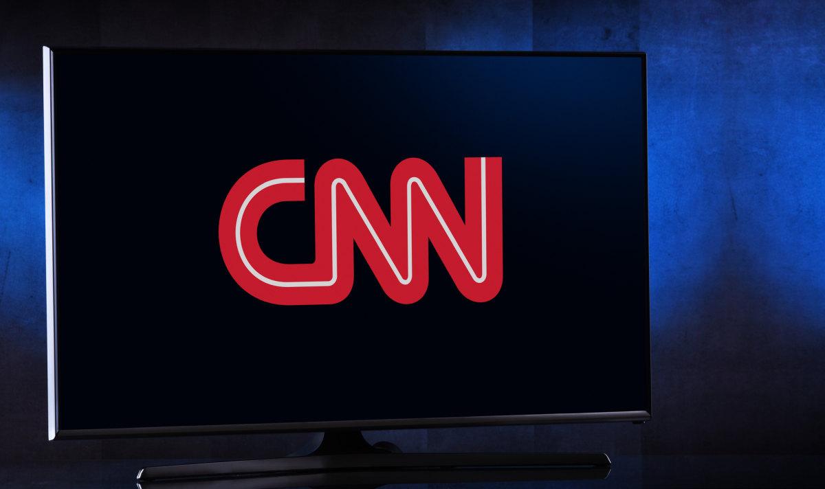 CNN on TV