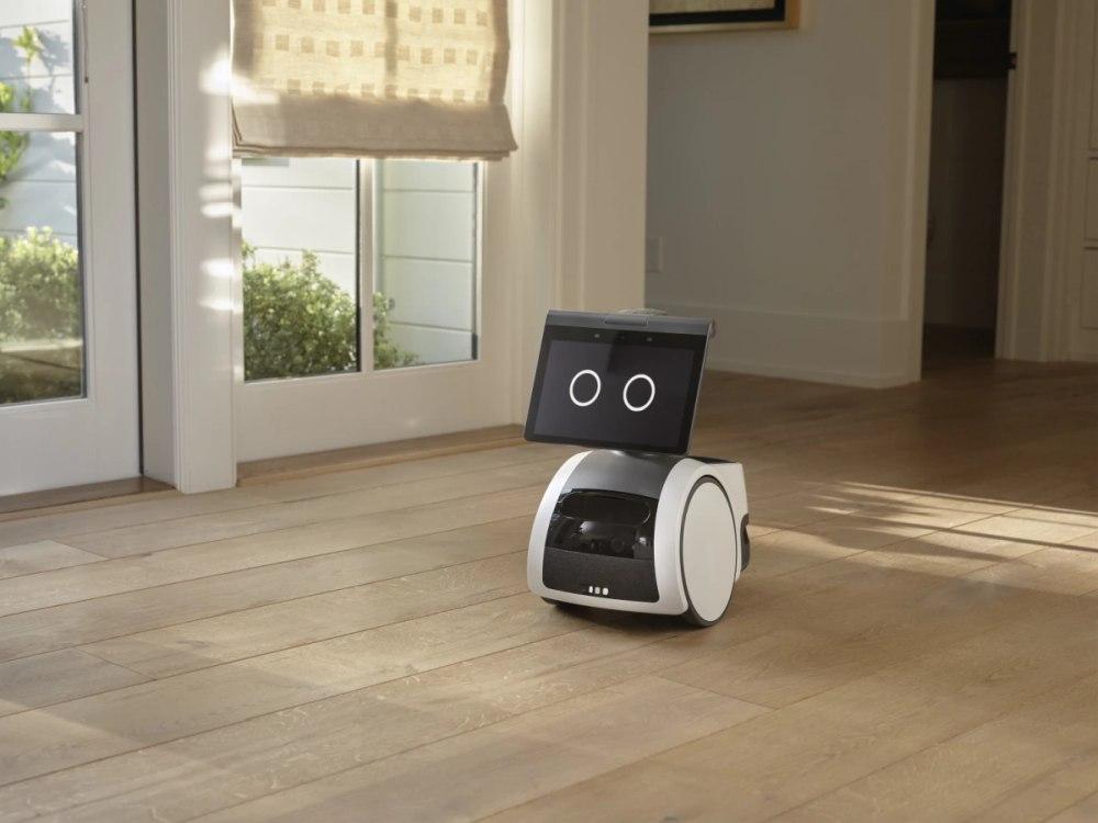 Alexa Astro Robot