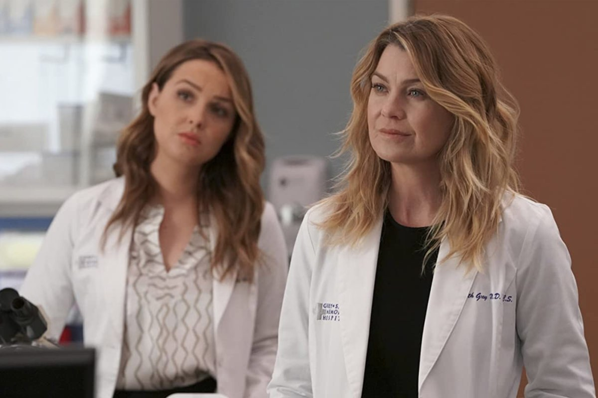 Grey's Anatomy season 17 meredith