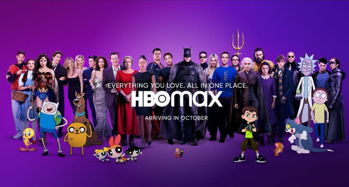 HBO Max Europe coming in October