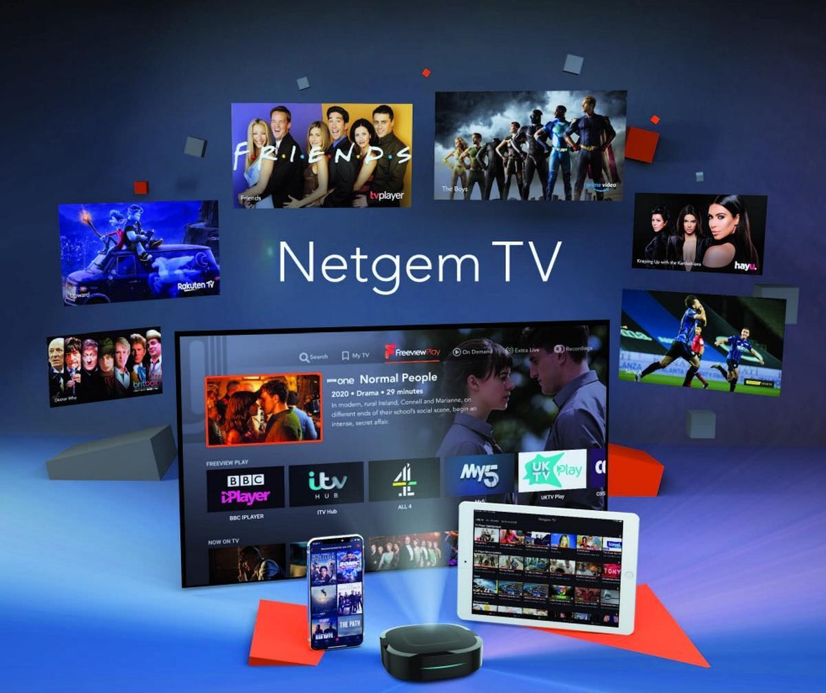 Netgem devices